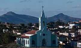 São Vicente de Minas - Igreja Matriz de São Vicente de Minas-MG-Foto:ophir