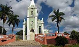 São Vicente de Minas - São Vicente de Minas-MG-Igreja de São Vicente de Paula-Foto:Geraldo Salomão