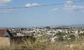 São Vicente de Minas - Vista da cidade-Foto:m4kot0