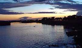 Barra - Barra-BA-Pôr do Sol-Foto:Andre L. S. Lacerda