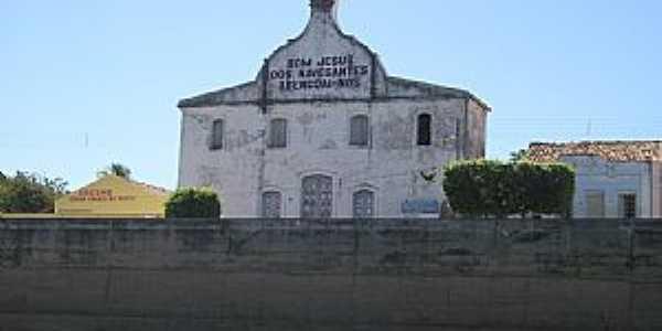 Barra-BA-Igreja Bom Jesus dos Navegantes-Foto:Helio Queiroz Filho