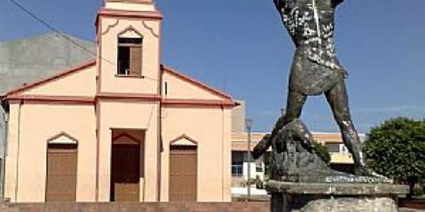 Barra-BA-Igreja de N.Sra.do Rosário-Foto:Helio Queiroz Filho