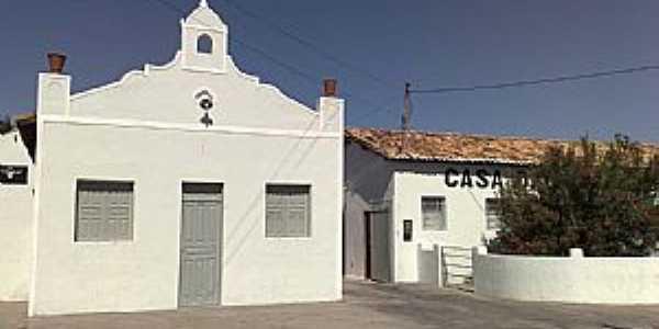 Barra-BA-Igreja e Casa do Frei Benjamin Capelli-Foto:Helio Queiroz Filho
