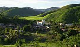 São Vicente do Rio Doce - Vista da cidade-Foto:Waender Soares