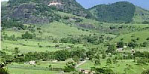 Vista de São Vicente do Rio Doce-Foto:magno custodio