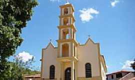 São Vítor - Igreja de São Vítor em São Vítor-MG-Foto:Vicente A. Queiroz