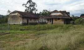 Sapucaí - Antiga Estação Ferroviária-Foto:messias40