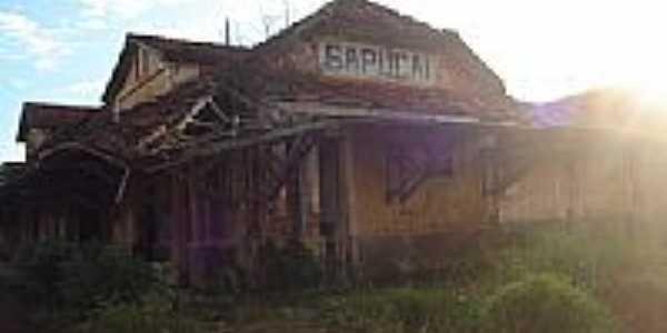 Antiga Estação Ferroviária-Foto:messias40