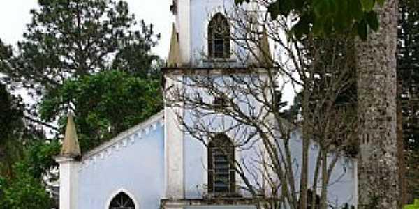 Igreja - Sapucaí-Mirim, MG -  por André Bonacin