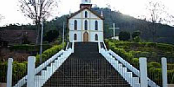 Igreja de Sapucaia de Guanhães-Foto:Ângelo Alves Corrêa