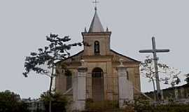 Sarandira - Sarandira-MG-Igreja de N.Sra.do Livramento-Foto:Raymundo P Netto