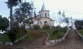 Sarandira - Sarandira-MG-Praça e Igreja de N.Sra.do Livramento-Foto:Raymundo P Netto