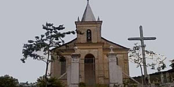 Sarandira-MG-Igreja de N.Sra.do Livramento-Foto:Raymundo P Netto