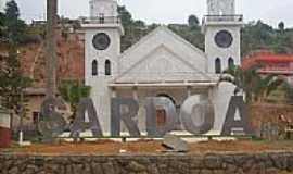 Sardoá - Entrada da cidade-Foto:Vagner Soares da Cos…