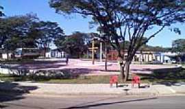 Sarzedo - Praça-Foto:jotasilvabd