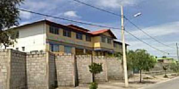 Escola Municipal Antonio Pinheiro-Foto:R & M