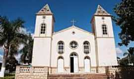 Barra da Estiva - Igreja foto Rui Rezende