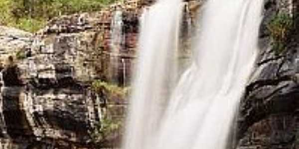 Cachoeira do Bom Jardim foto Rui Rezende