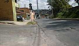 Saudade - Saudade-MG-Rua Taquaril esquina com Rua Coração de Jesus-Foto:brenofabio