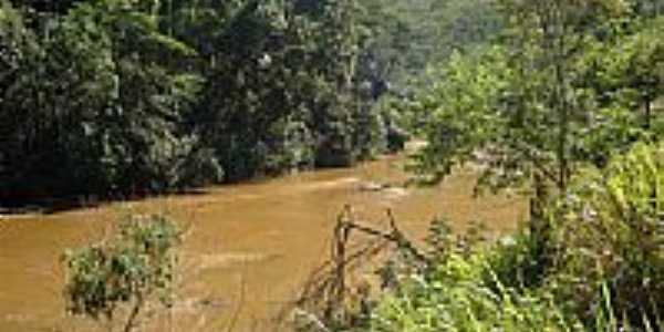 Saudade-MG-Rio do Cágado-Foto:Josiasfm