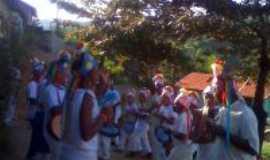Sem Peixe - apresentação da dança do gongado, Por Maria jose Eneia Andrade