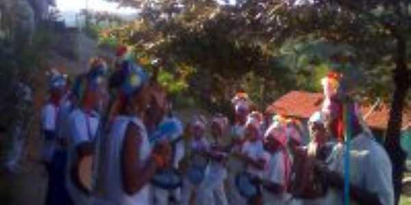 apresentação da dança do gongado, Por Maria jose Eneia Andrade