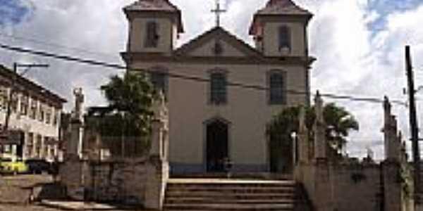 Igreja Matriz N.Sra.da Concei��o-Foto:cristiano paulista