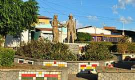 Barra do Choça - Barra do Choça-BA-Praça do Café-Foto:www.blogdotarugao.com.br