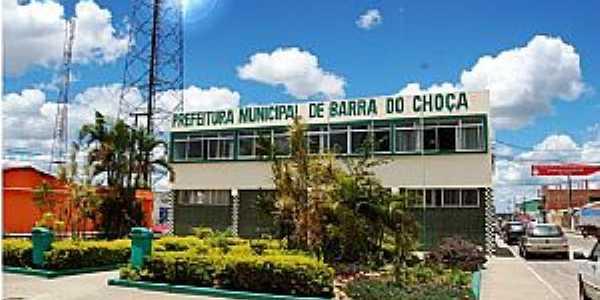 Barra do Choça-BA-Prefeitura Municipal-Foto:www.tribunadaconquista.