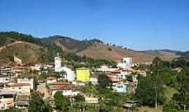 Senhora de Oliveira - Vista da cidade-Foto:Luiz Alfenas