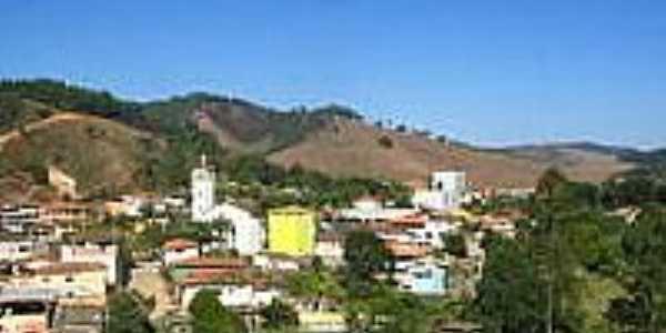 Vista da cidade-Foto:Luiz Alfenas