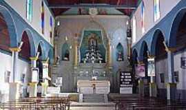 Senhora do Porto - Igreja Matriz de Nossa Senhora do Porto - nave