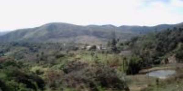 Vista parcial da Serra do Japão, Por Adalberto Agostinho da Silva