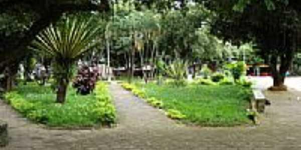 Praça-Foto:jose ronaldo