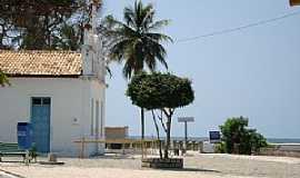 Barra do Jacuípe - Barra do Jacuipe-BA-Igreja de Santo Antônio-Foto:Raul Di Lollo