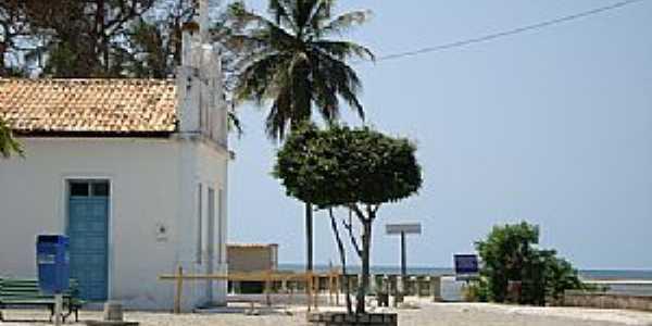 Barra do Jacuipe-BA-Igreja de Santo Antônio-Foto:Raul Di Lollo