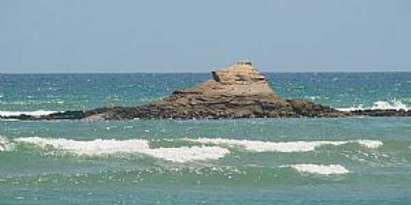 Barra do Jacuipe-BA-Ilhota perto da praia-Foto:July