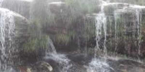 Cachoeira de Tromb� , Por Edirley Ara�jo