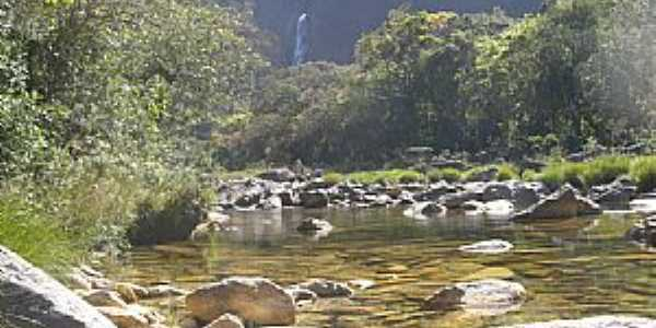 Serra da Canastra-MG-Cachoeira Casca D´Anta-Foto:lana maria miranda