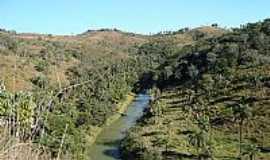 Serra da Saudade - Rio Indaiá em Serra da Saudade-MG-Foto:altoabaete
