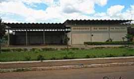 Serra do Salitre - Estação Rodoviária em Serra do Salitre-Foto:guardiaodocerrado
