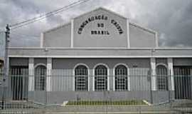 Serra do Salitre - Igreja da Congregação Cristã do Brasil em Serra do Salitre-Foto:guardiaodocerrado