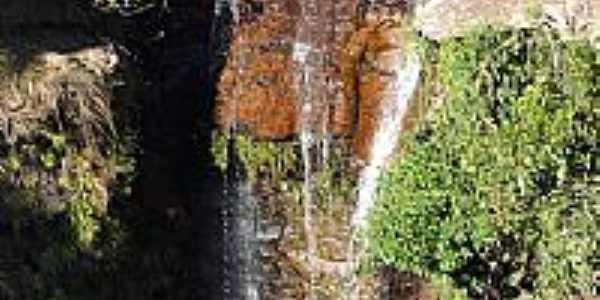 Cachoeira em Serra do Salitre-Foto:guardiaodocerrado