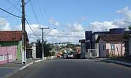 Serra dos Aimorés - Serra dos Aimorés-MG-Avenida São Francisco-Foto:carlos roberto rocha santana