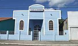 Serra dos Aimorés - Serra dos Aimorés-MG-Igreja Batista-Foto:carlos roberto rocha santana