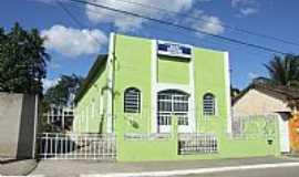Serra dos Aimorés - Serra dos Aimorés-MG-Igreja da Assembléia de Deus-Foto:carlos roberto rocha santana
