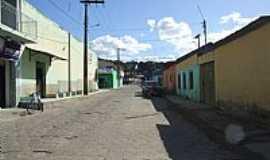 Serra dos Aimor�s - Serra dos Aimor�s-MG-Rua no centro-Foto:carlos roberto rocha santana