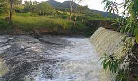 Serrania - Serrania-MG-Barragem da Represa-Foto:taglialegna
