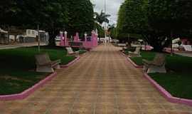Serrania - Serrania-MG-Praça da Matriz-Foto:www.serrania.mg.gov.br