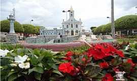 Serrania - Serrania-MG-Praça Minas Gerais-Foto:www.serrania.mg.gov.br
